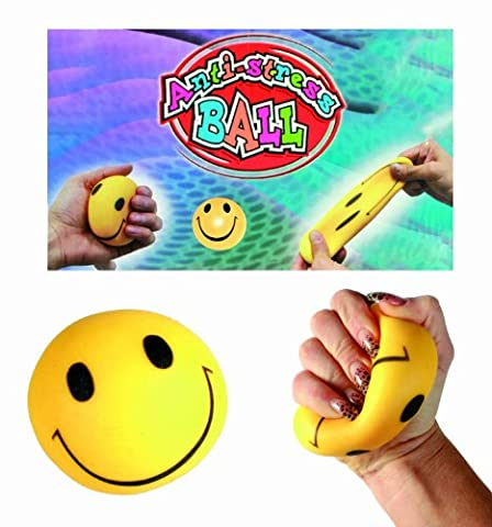 Vent That Stress - Funny Face Stress Ball - Fun