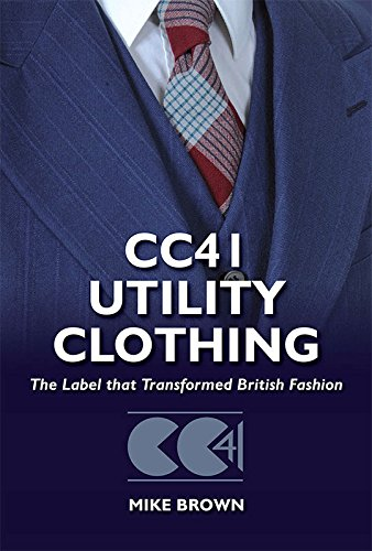 Cc41 Utility Clothing por Mike Brown