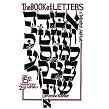 Book Of Letters Hb Mystical Hebrew: Mystical Hebrew Alphabet (Kushner Series)