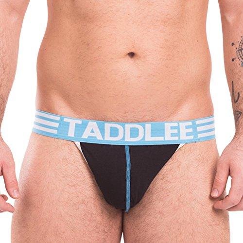 Taddlee Sexy Male Jockstraps Men's Jocks Underwear Briefs Jock Strap Gay Pouch Brown