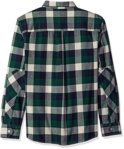 Poler -camicia con colletto button-down Uomo Green