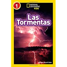 National Geographic Readers: Las Tormentas (Storms) (Libros De National Geographic Para Ninos, Nivel 1 National Geographic Kids Readers, Level 1)