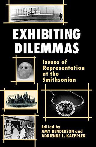 Exhibiting Dilemmas: Issues of Representation at the Smithsonian (English Edition) por Amy Henderson