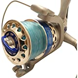 FISHZONE High Speed CORONA FD60 Front Drag Medium Heavy Spinning Fixed Spool Reel - For Marine and Freshwater use