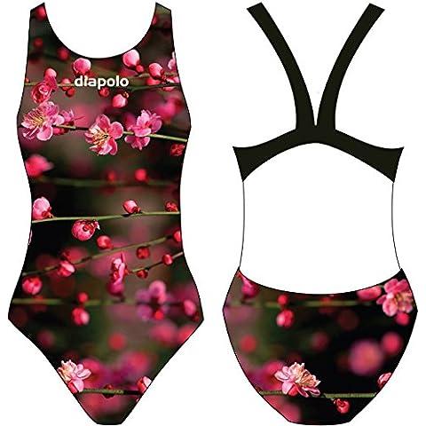 Diapolo Blossom Flower Costume da bagno della collezione Spring per