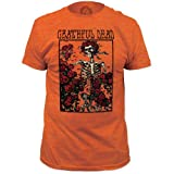 Photo de Grateful Dead - - Bertha T-shirt Jersey équipée hommes dans la bruyère d'Orange par Grateful Dead