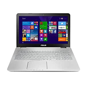 "90NB08B1-M01170 - ASUS N551JW-CN096H NOTEBOOK / 15,6"" FULL-HD / INTEL CORE I7-4720HQ / 16GB / 256GB SSD / GTX960 (4GB) / WIN8.1"