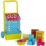 ColorBaby - Carro de la compra con accesorios, 55 cm (43285)