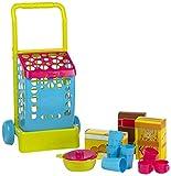 ColorBaby - Carro de la compra con accesorios 55 cm (43285)