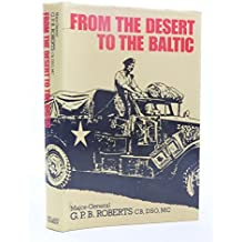From the Desert to the Baltic: A Soldier's Tale