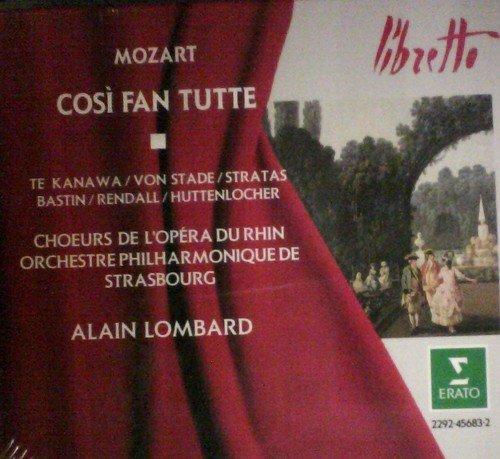 Mozart : Cosi Fan Tutte [Import allemand]