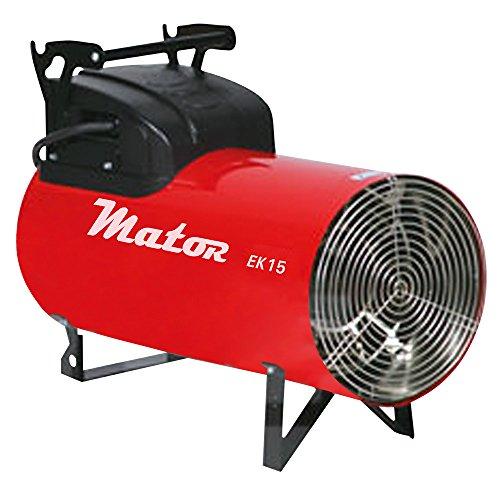 Generador de aire caliente - EK15C, Aerotermo eléctrico 10-15kW, 400V
