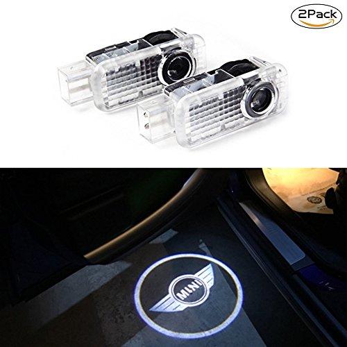 2 Stück Auto Tür Lichter Auto LED Licht - Mini 2 Licht