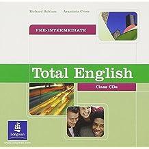 Total English, Pre-Intermediate : Class Audio-CD