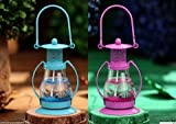 Atorakushon Pack Of 2 Gel Candle Hurricane Gel Lantern Candle For Birthday Decoration