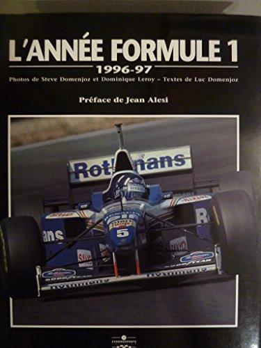 L'année formule 1, 1996