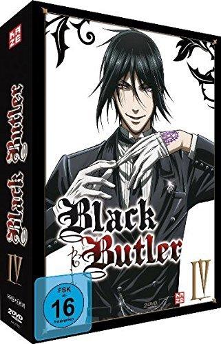 DVD Black Butler - Box 4 [Import allemand]