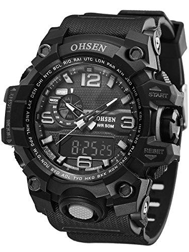 alienwork-analogue-digital-watch-multi-function-lcd-wristwatch-backlight-polyurethane-gray-black-osa