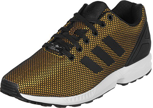 adidas ZX Flux Scarpa 9,0 gold/black/white