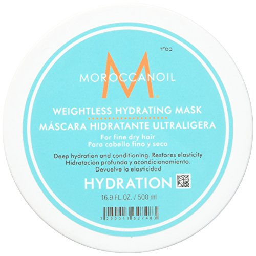 MOROCCANOIL Wightless Hydrating Mask - For Fine Dry Hair - 16.9 Fl. Oz.