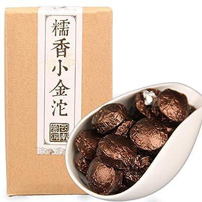 250g (0.55LB) thé pu-erh mûr à la main thé mini tuo cuit pu erh cha cadeau thé thé noir nourriture saine thé rouge thé noir thé chinois thé Pu'er thé mûr