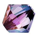 Swarovski Elements Perles Cristal, 5328 Bicône, 4mm, 24 Pièces, Cristal Ombre Lila