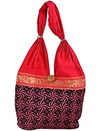 Stylish Women's Printed Shoulder Bag (Multi-colored) For Women / Girls / Ladies By Shop Frenzy - B01E6VI2R6