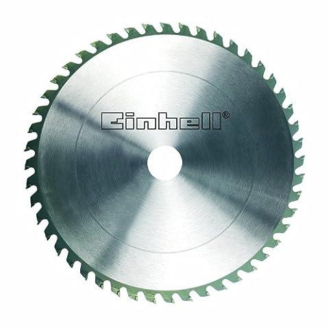 Einhell Hartmetall Sägeblatt passend für stationäre Sägen (210x30x2,8 mm, 48