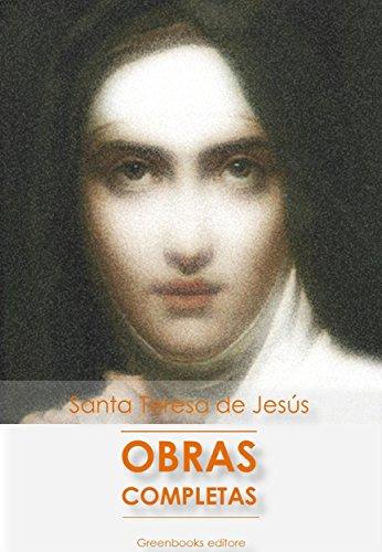 Descargar Libro Obras completas de Santa Teresa de Jesús