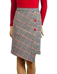 408499e76c Souvenir-Fashion - Falda - Lápiz - para Mujer