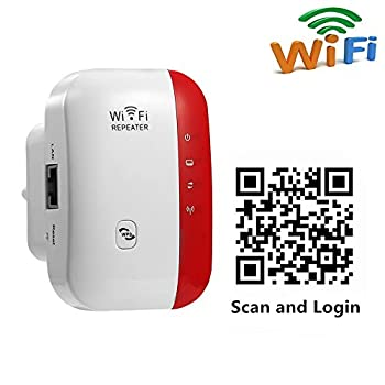 300m Wifi Range Extender Booster Amplifier Wifi Repeater 2.4ghz Wireless Network Extender Hotspot With Wps Button Repeater Access Point Modes Complies With 802.11bgn With Any Wifi Devices 6