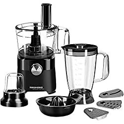 REDMOND RFP-3909 8-in-1 Food processor with grinder and citrus press juicer, 1500W