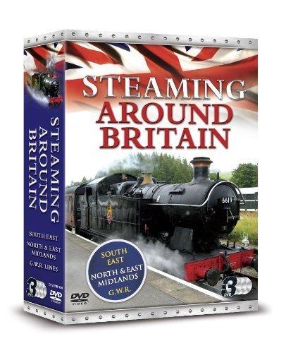 Steaming Around Britain: Gwr, British Rail And Branch Lines [DVD] [UK Import]