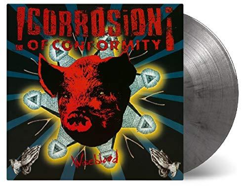 Wiseblood (Ltd Silber/Schwarzes Vinyl) [Vinyl LP]