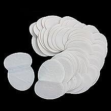 Paquete de 30 almohadillas antitranspirantes, control del sudor y la hiperhidrosis, desechables