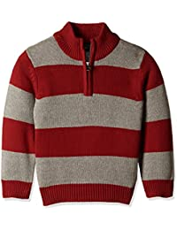 The Children's Place Baby Boys' Knitwear (20662261027_Classic Red_18-24 M)