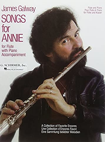 Songs for Annie for Flute & Piano (James Galway)