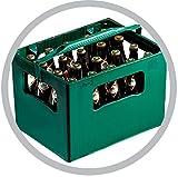 Bierkasten Getränkekasten Tragehilfe Transporthelfer im Doppelset Qualität Made in Germany farblich sortiert von notrash2003®