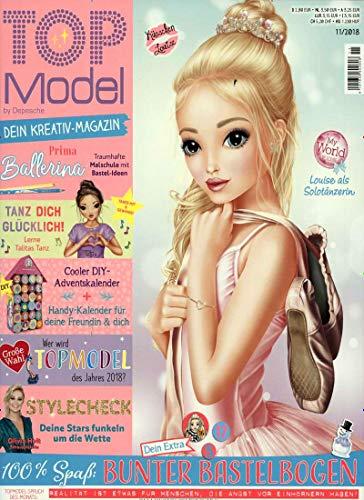 Top Model Magazin [Abonnement jeweils 12 Ausgaben jedes Jahr]