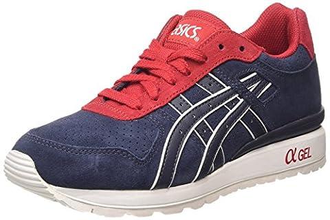 ASICS Gt-ii, Unisex-Erwachsene Sneakers, Blau (navy/navy 5050), 37
