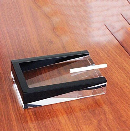 Ali Posacenere in cristallo creativo fumatori Bar Soggiorno Ufficio Moda Cigar Ashtray