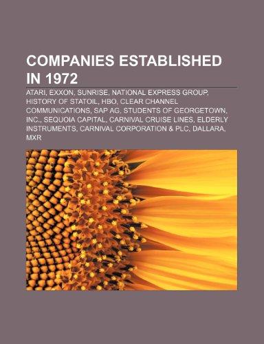 companies-established-in-1972-atari-ex-atari-exxon-sunrise-national-express-group-history-of-statoil