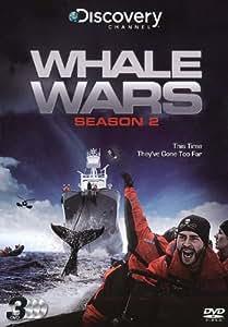 Discovery Channel Whale Wars Season 2, 3 DVD Box Set DVD