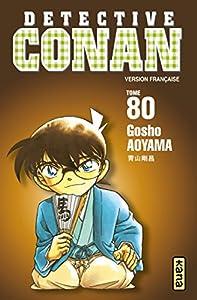 Détective Conan Edition simple Tome 80