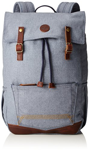 Timberland - Backpack Thread, Zaini Unisex - Adulto Blu (Black Iris)