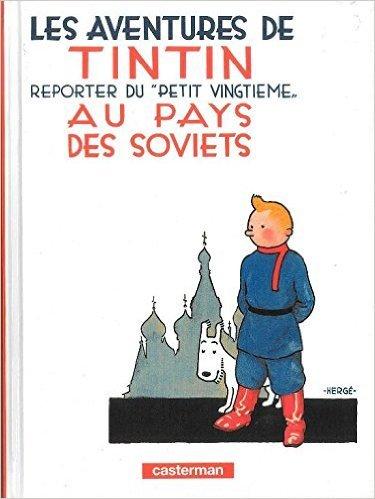 Tintin Valise T1 au Pays des Soviets