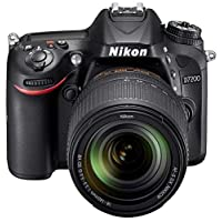 Nikon D7200 DSLR Camera with 18-140mm Lens VBK450ZM with 16GB Memory Card