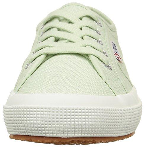 Superga - 2750-COTU CLASSIC, Sneaker Unisex – Adulto Green (Mint)
