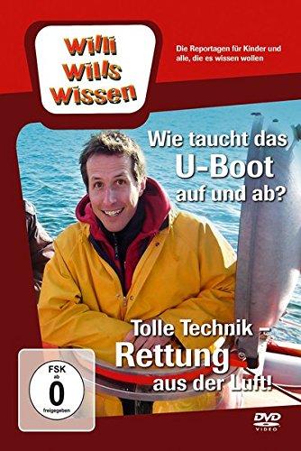 Wie taucht das U-Boot auf & ab?/Tolle Technik - Rettung aus der Luft