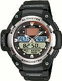 Casio Collection Reloj para hombres Altrímetro, Barómetro, Termómetro